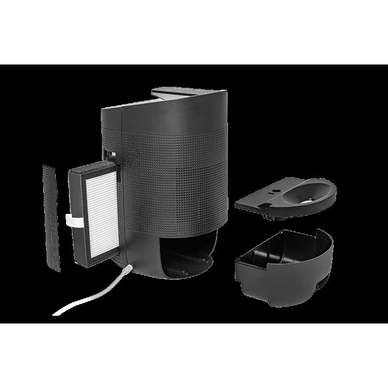 Odvlhčovač a čistička vzduchu Concept OV1210 PERFECT – čierny