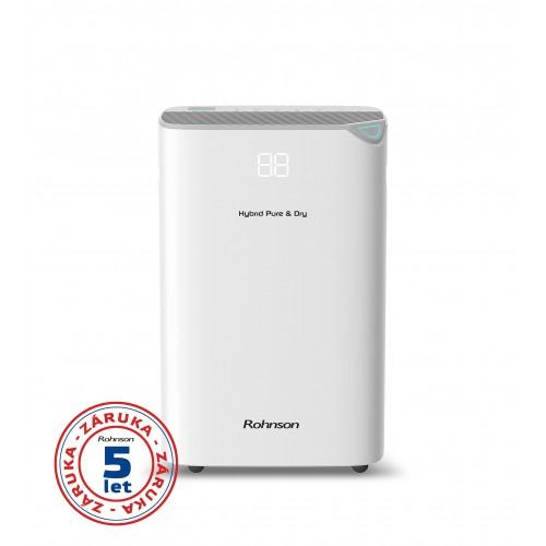 Odvlhčovač a čistička vzduchu Rohnson R-91020 Hybrid Pure & Dry