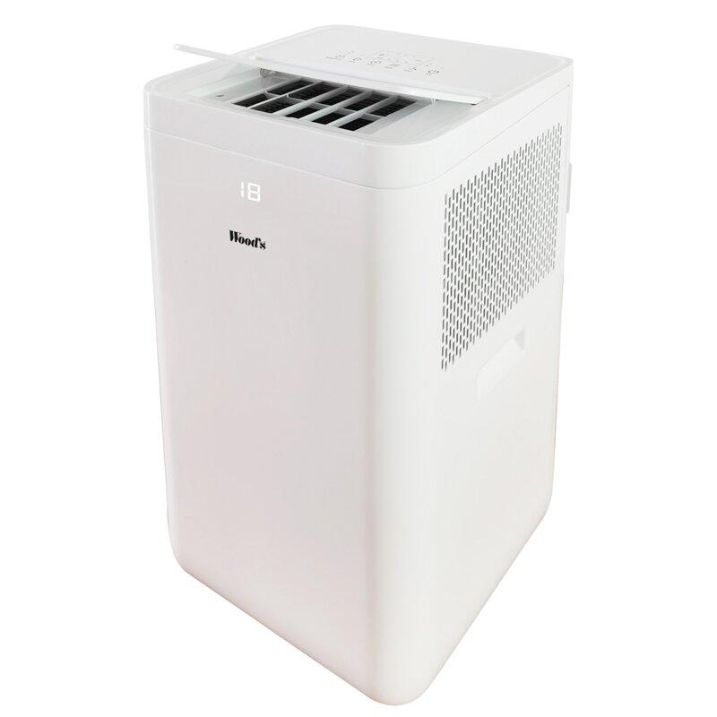 Mobilná klimatizácia Woods MILAN 9K Smart Home