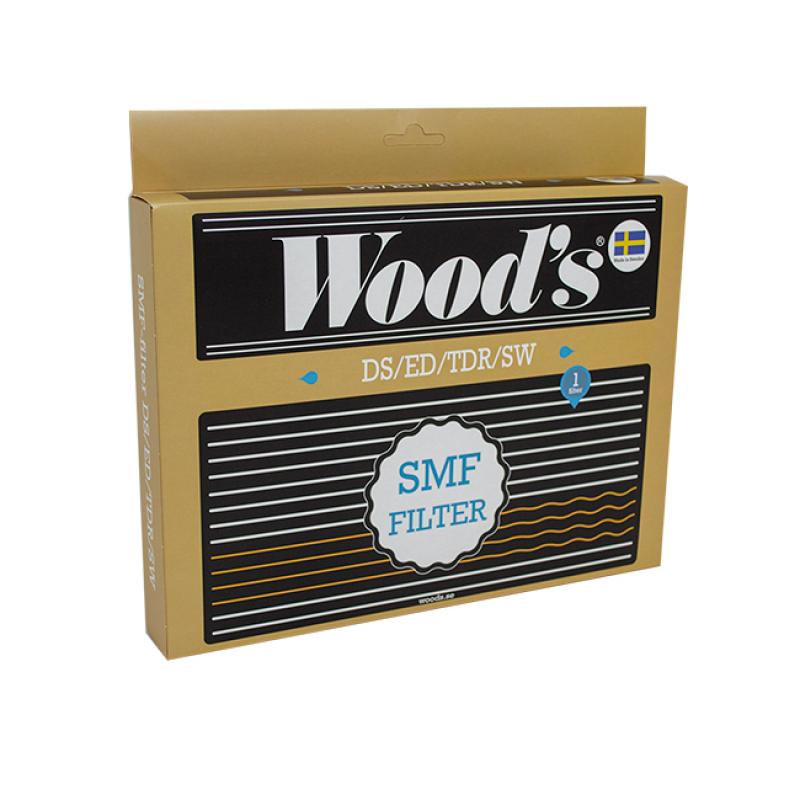 Náhradný SMF filter k odvlhčovači Woods SW59FW