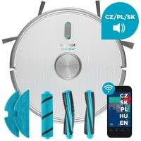 Robotický vysávač Concept 2v1 PERFECT CLEAN LASER VR3120