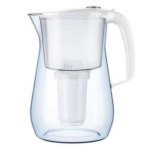 Filtračná kanvica Aquaphor Provance – biela