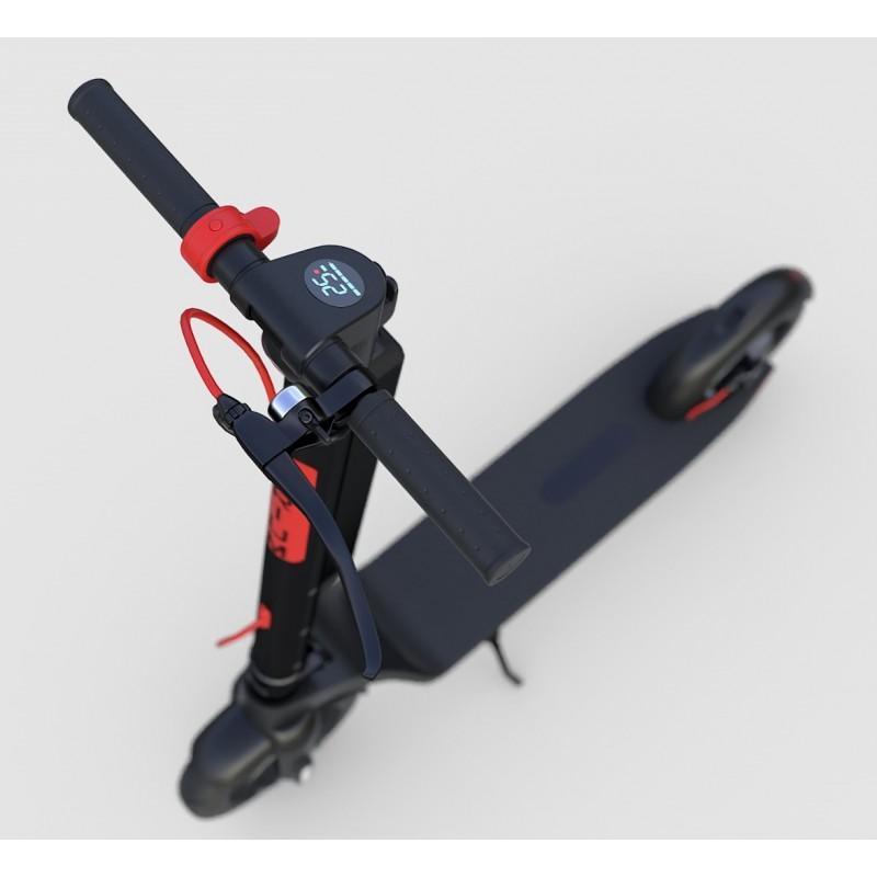 Elektrická kolobežka AERIUM HX8 čierna