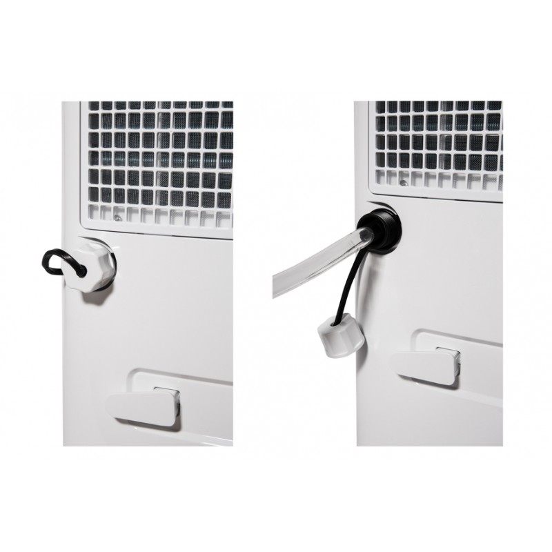 Odvlhčovač vzduchu Rohnson R-9616 Ionic + Air Purifier