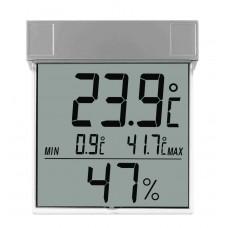 Okenný vlhkomer TFA 30.5020 (aj na vonkajšie použitie)