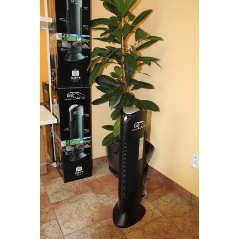 Čistička Ionic-CARE Triton X6 čierna