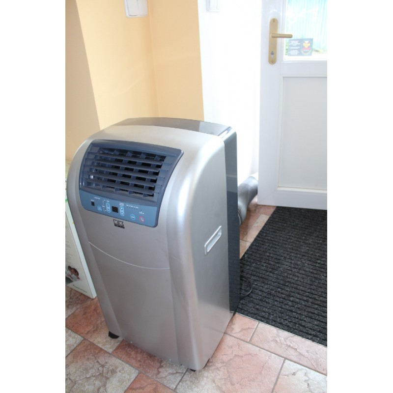 Mobilná klimatizácia REMKO RKL360 Eco S-line Recenzia