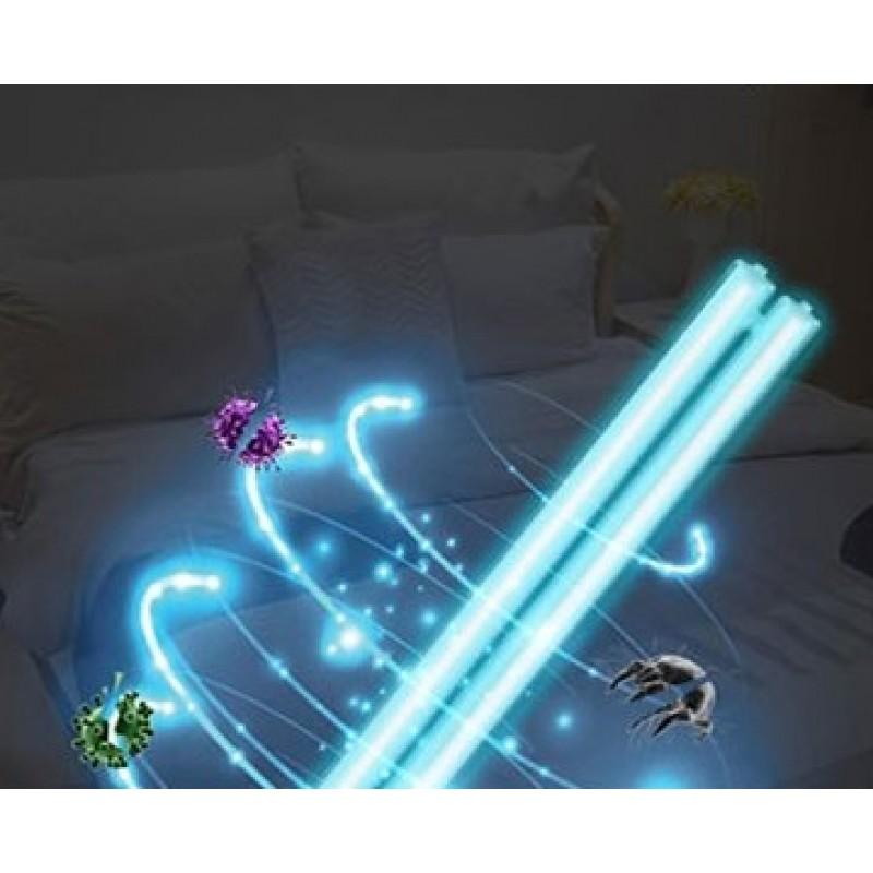 Antibakteriálna UV lampa IQ-OSL s ozónom – biela