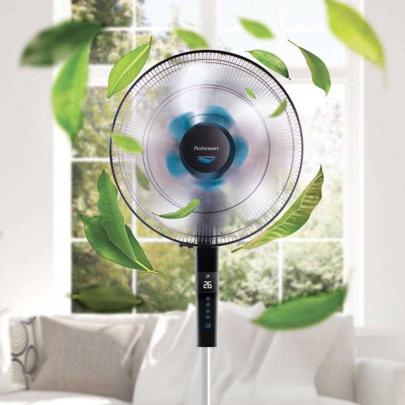 Stojanový ventilátor Rohnson R-860