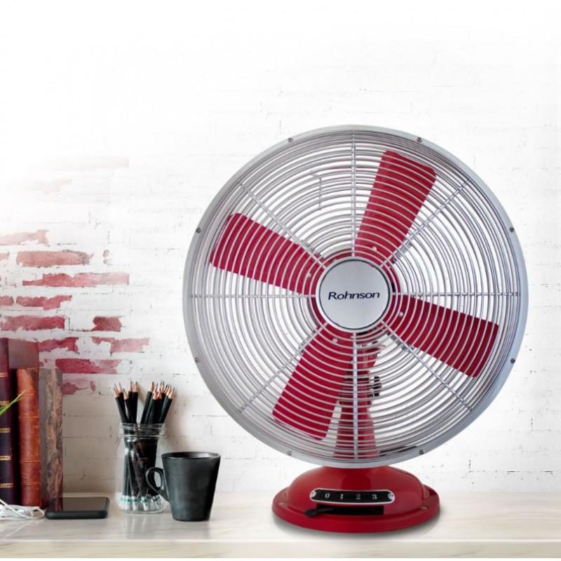 Stolný ventilátor Rohnson R-866