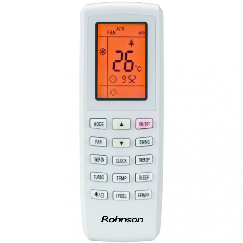 Mobilná klimatizácia Rohnson Genius Wi-Fi R-885