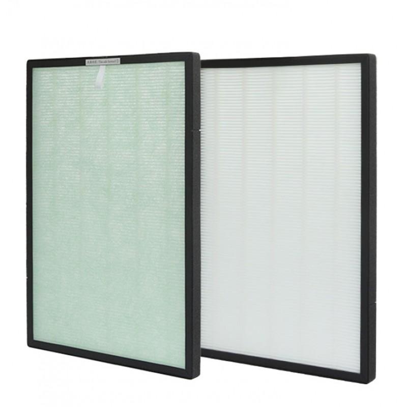 Antibakteriálny a HEPA obojstranný filter pre čističku Rohnson R-9600