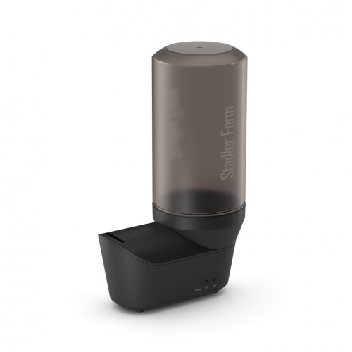 Zvlhčovač vzduchu Stadler Form Emma – čierna
