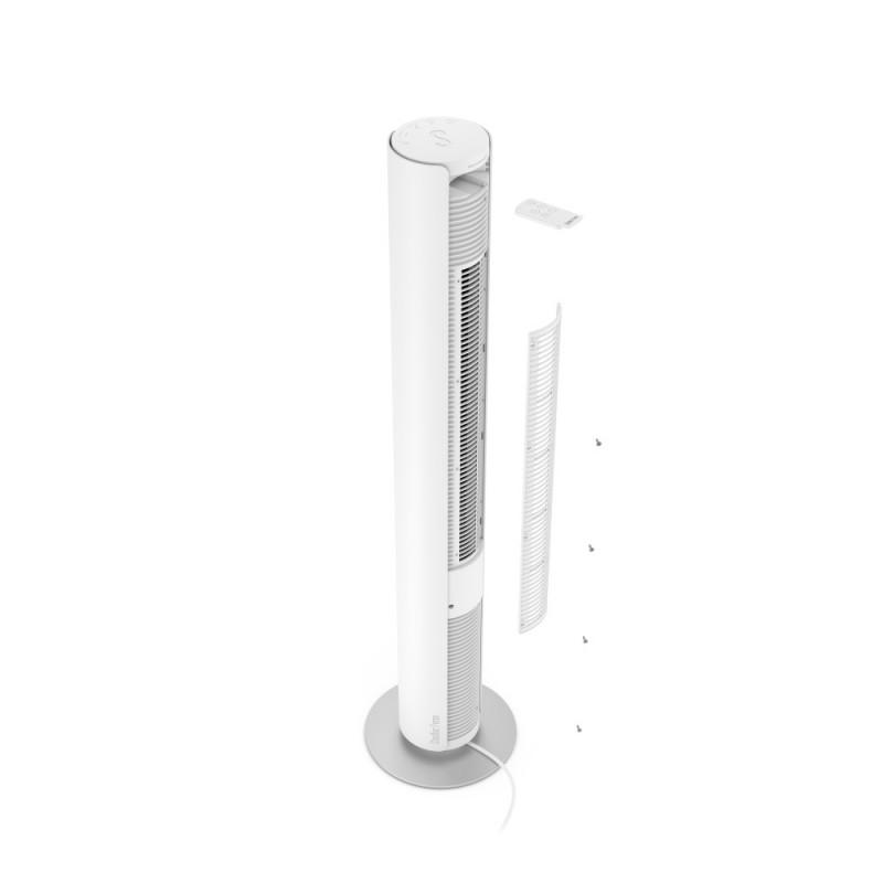 Stojanový ventilátor Stadler Form PETER – biely