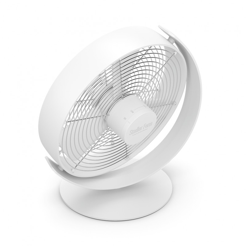 Stolný ventilátor Stadler Form TIM - biely