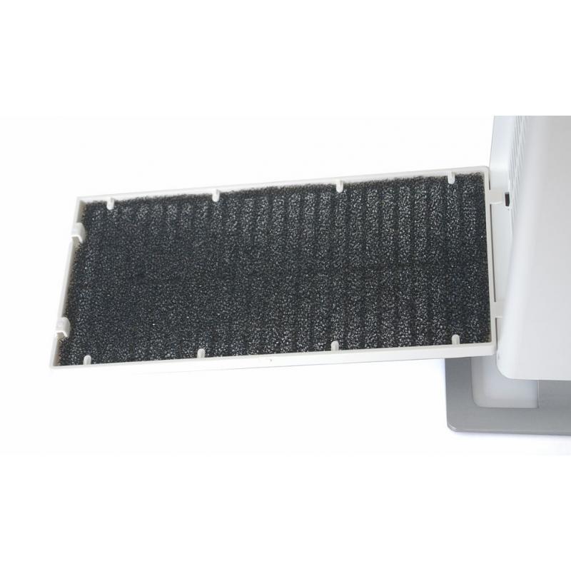 Keramický ohrievač StadlerForm ANNA – čierna