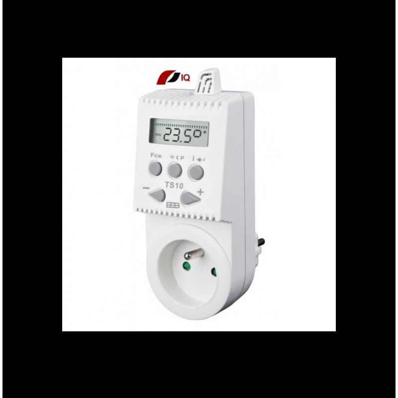 Zásuvkový termostat Thermowell TS 10 Recenzia