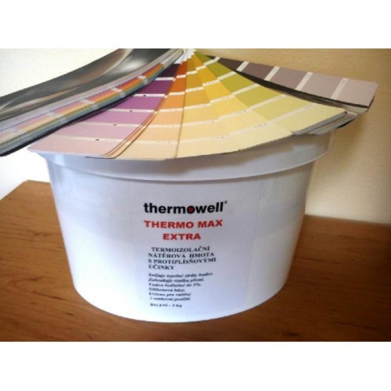 Antibakteriálny interiérový náter s odolnosťou voči plesniam Thermowell 7 kg