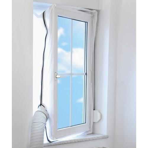 Izolácia do okna pre mobilné klimatizácie