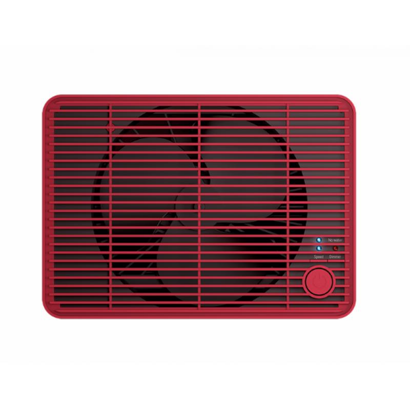 Zvlhčovač StadlerForm OSKAR Little – červený