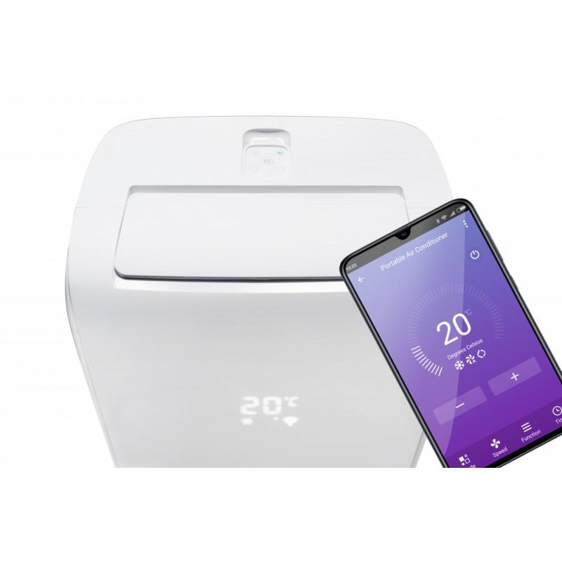 Mobilná klimatizácia SAKURA STAC 12 CPB/K Wi-Fi