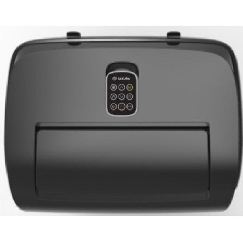 Mobilná klimatizácia SAKURA STAC 12 CPB/K Wi-Fi BLACK