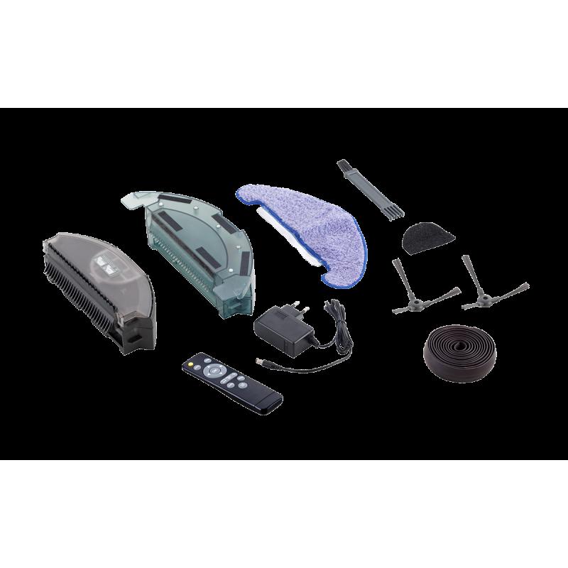 Robotický vysávač Concept 2v1 PERFECT CLEAN VR2010
