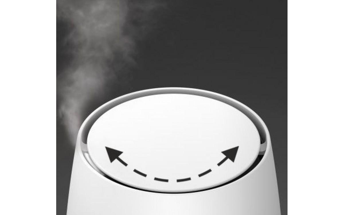 Podporte cirkuláciu vzduchu vhodným zvlhčovačom